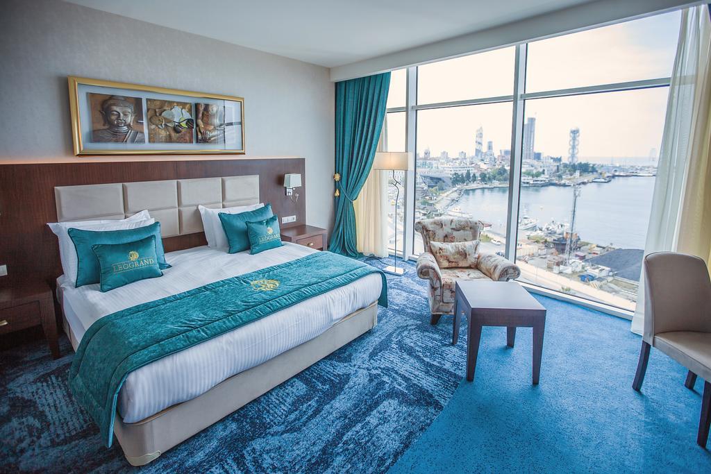 اتاق های هتل لئوگرند باتومی گرجستان
