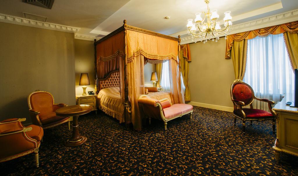 اتاق های هتل اینتوریست باتومی گرجستان