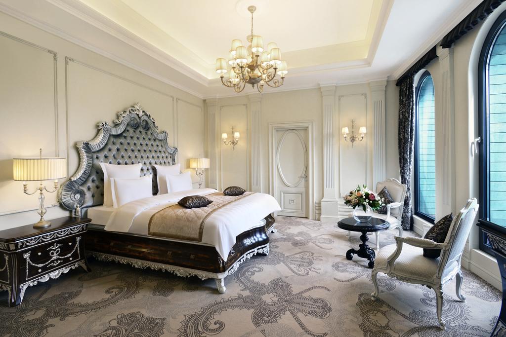 اتاق های هتل آمباسادوری تفلیس گرجستان