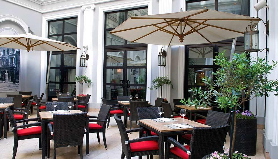 هتل بریتیش هوس تفلیس