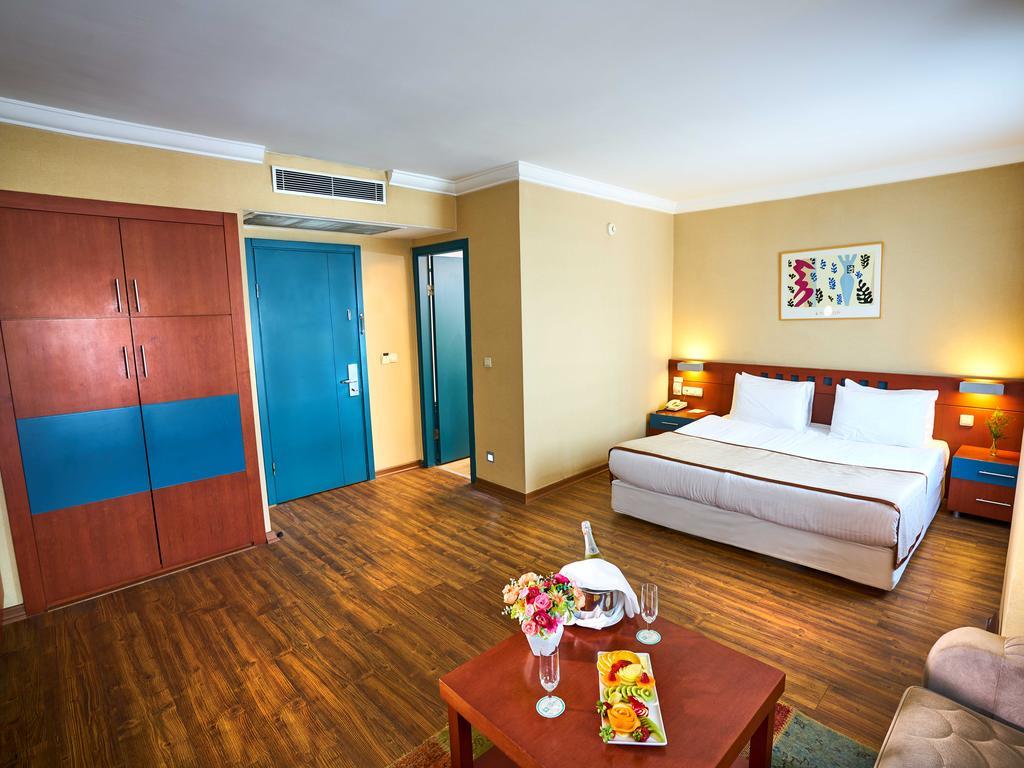 اتاق های هتل فرونیا استانبول