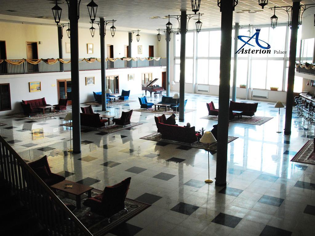 هتل آستريون پالاس تفليس