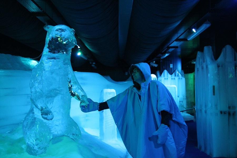 موزه یخی استانبول
