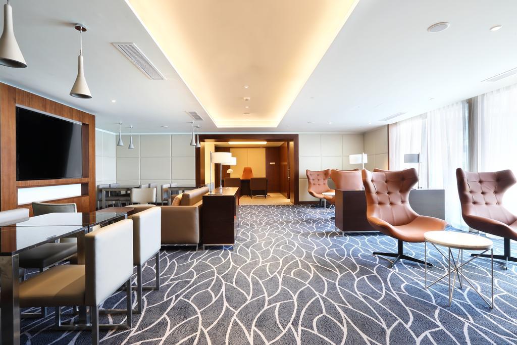 اتاق های هتل هیلتون باتومی