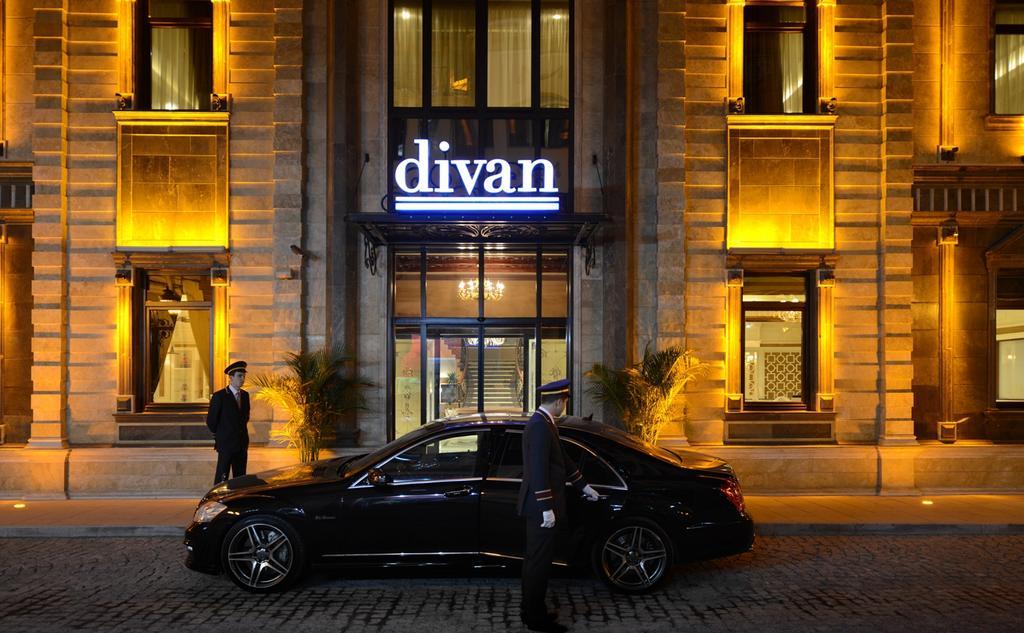 هتل دیوان سوئیت باتومی