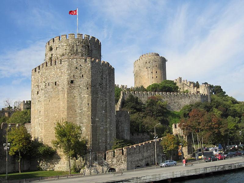 حصار هفت قلعه استانبول
