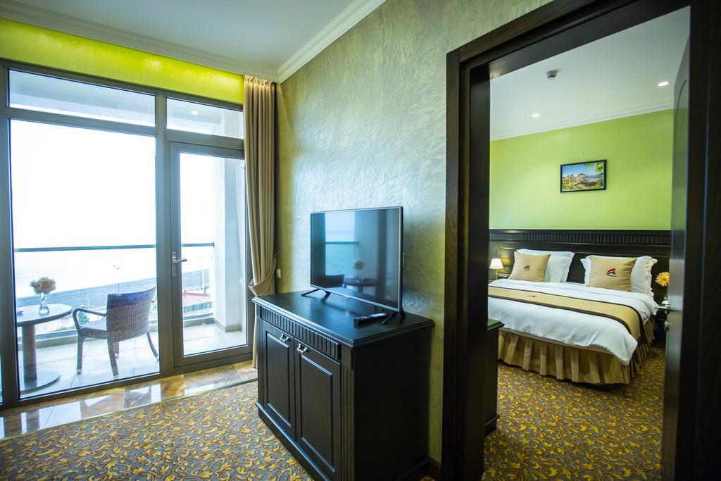 اتاق های هتل کولوسئوم مارینا باتومی گرجستان