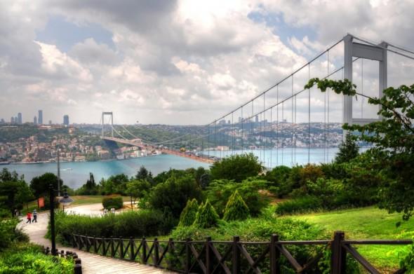 تپههای چاملیجا استانبول
