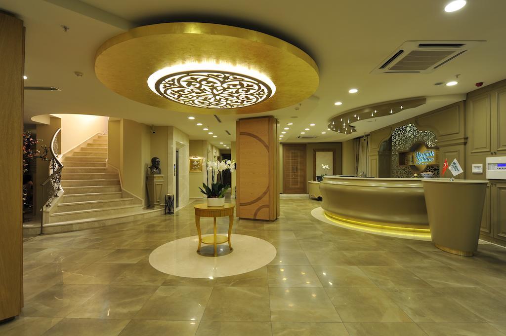 هتل یاسمک سلطان استانبول
