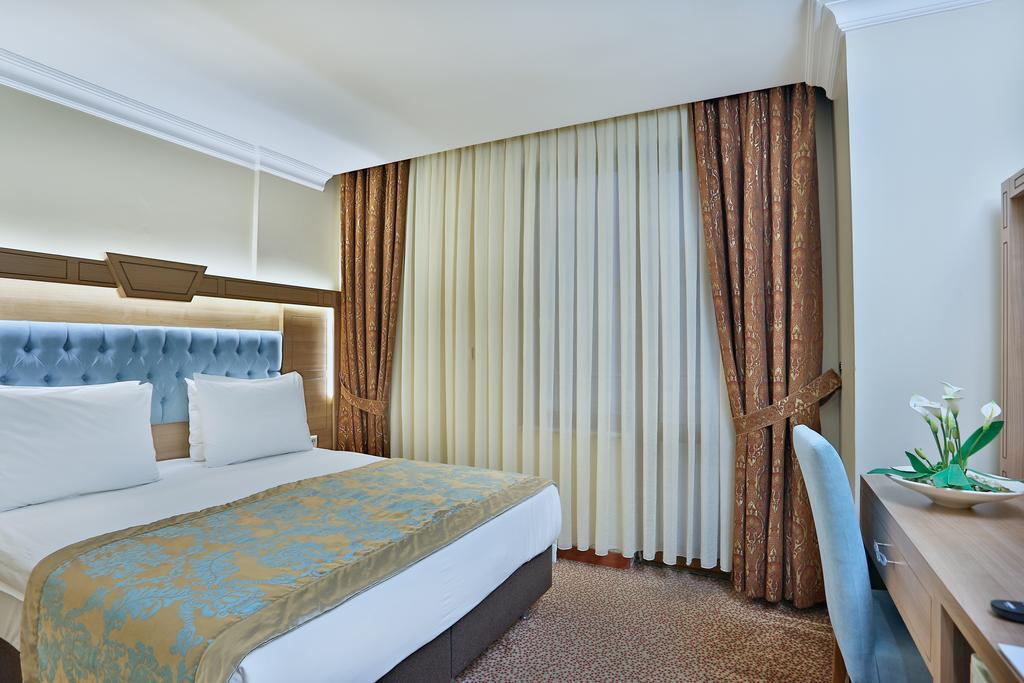 اتاق های هتل بودو استانبول