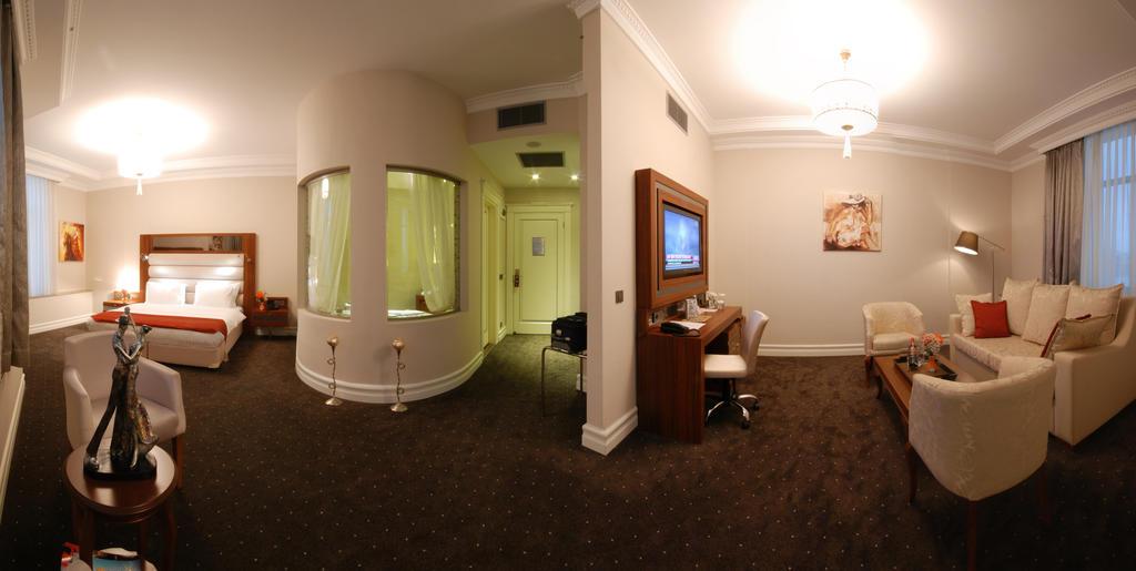 اتاق های هتل ورلد پالاس باتومی