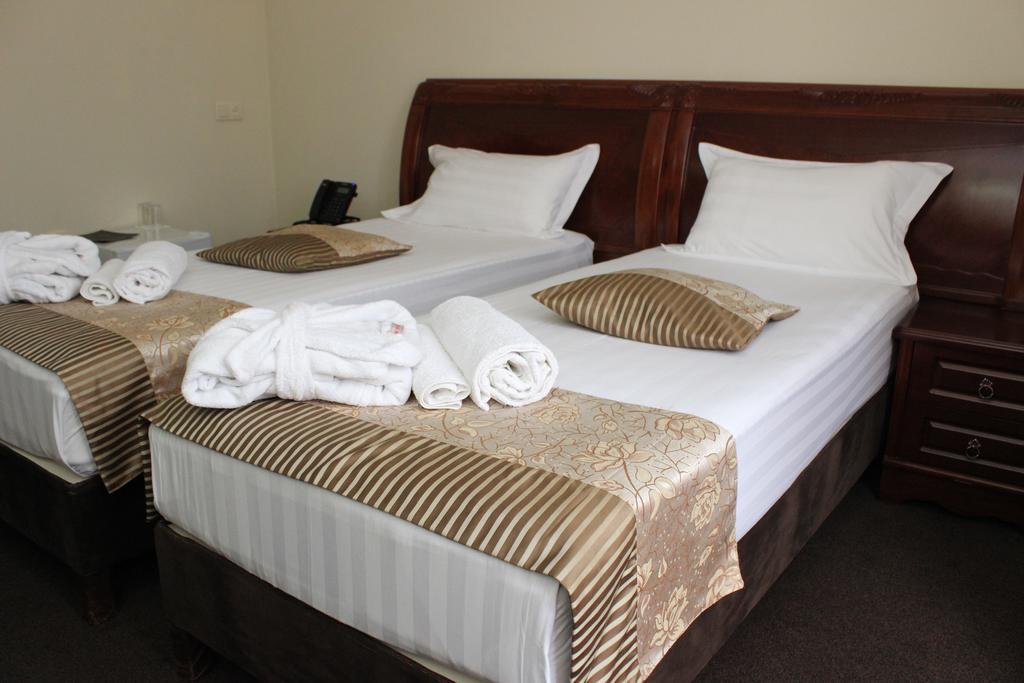 اتاق های هتل وانیلا باتومی