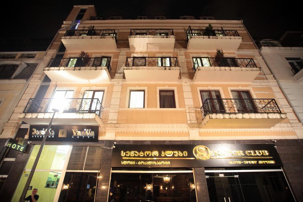 هتل وانیلا باتومی
