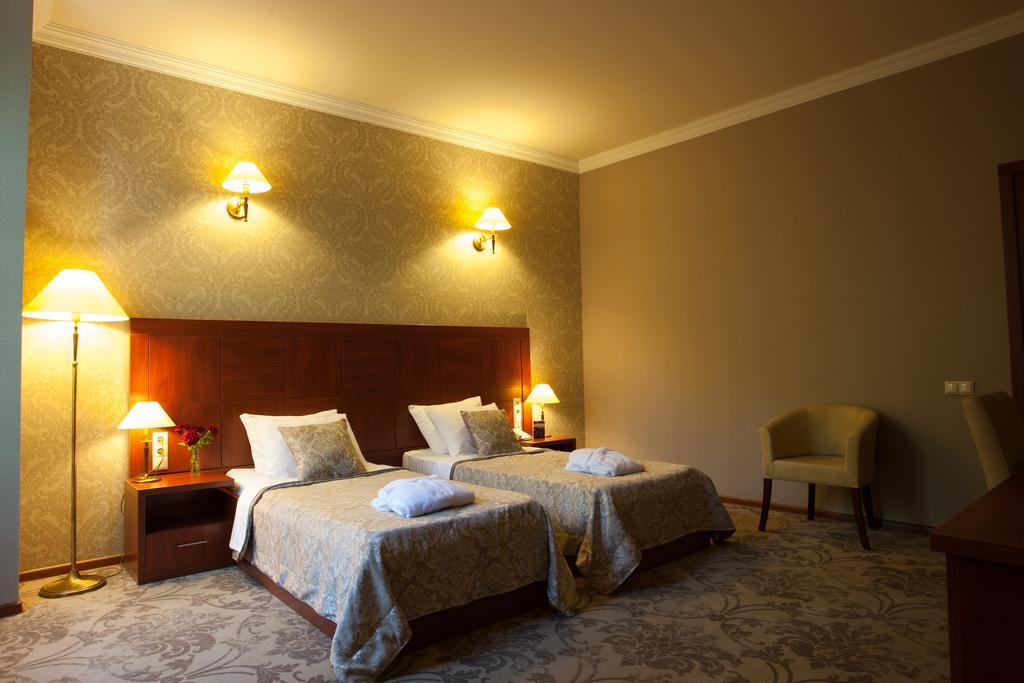 اتاق های هتل آستوریا تفلیس