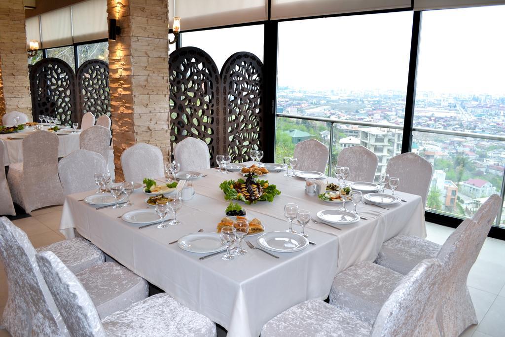 رستوران ها و امکانات تفریحی هتل اسپاتنیک باتومی