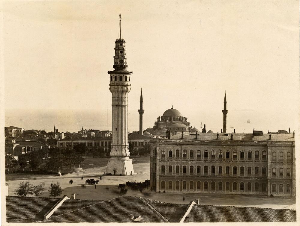 برج بیازیت استانبول
