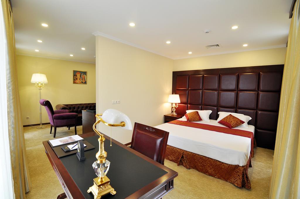 اتاق های هتل گراکو متخی تفلیس