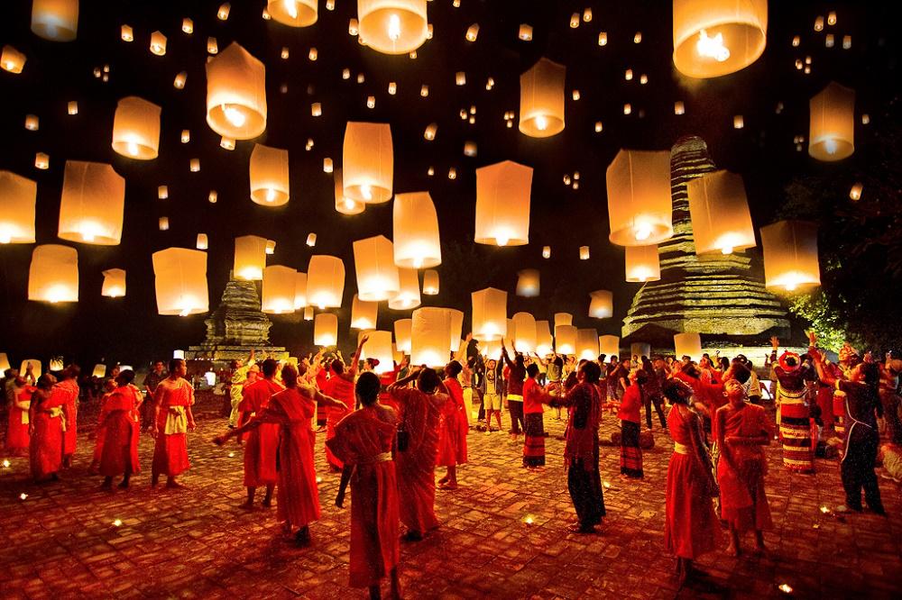 ماه ژانویه در تایلند