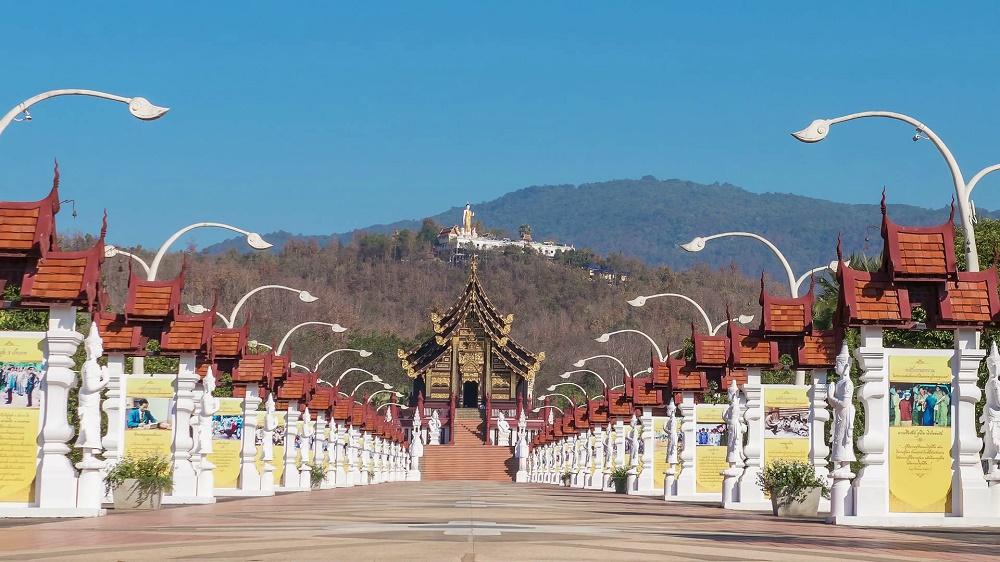 ماه مارس در تایلند