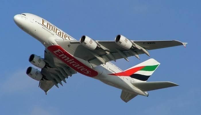 هواپيمايي امارات