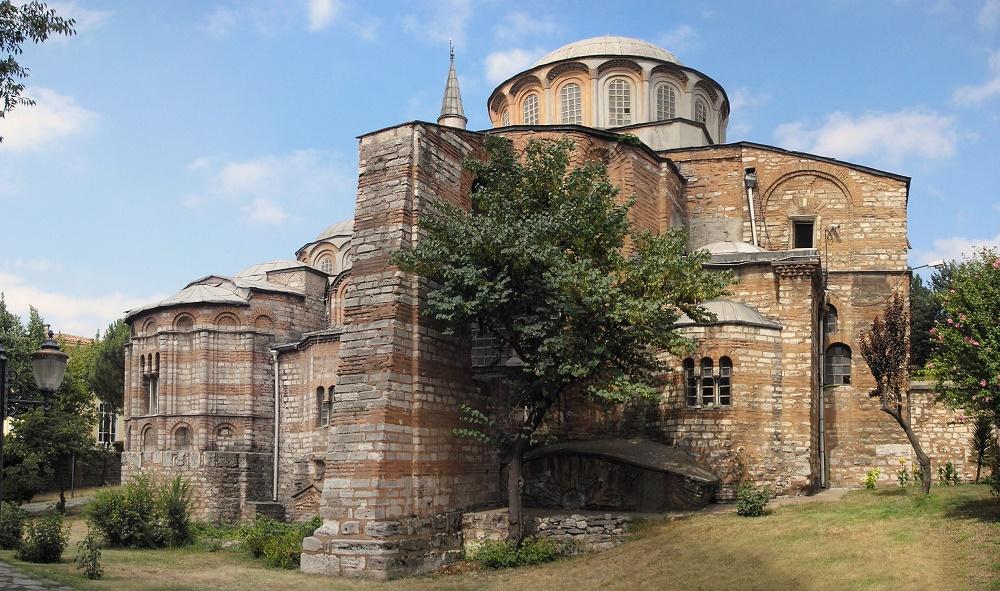 کلیسا کورا استانبول