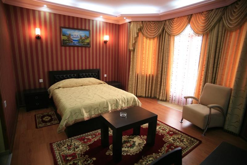 اتاق های هتل پریمیر باتومی گرجستان