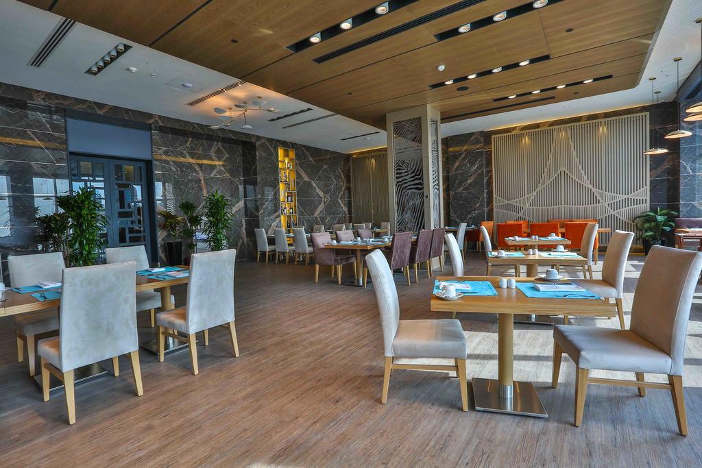 امکانات تفریحی و رستوران های هتل وینتر پارک باکو