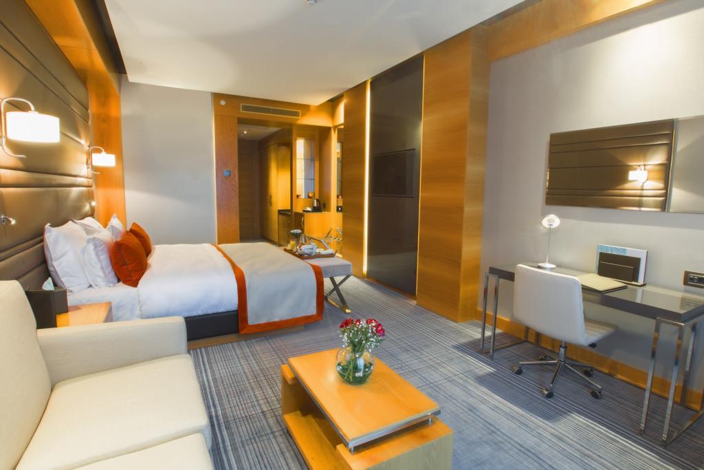 اتاق های هتل وینتر پارک باکو