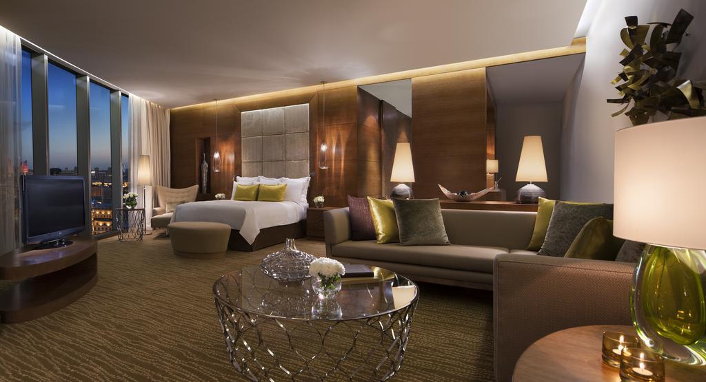 اتاق های هتل ماریوت ابشرون باکو