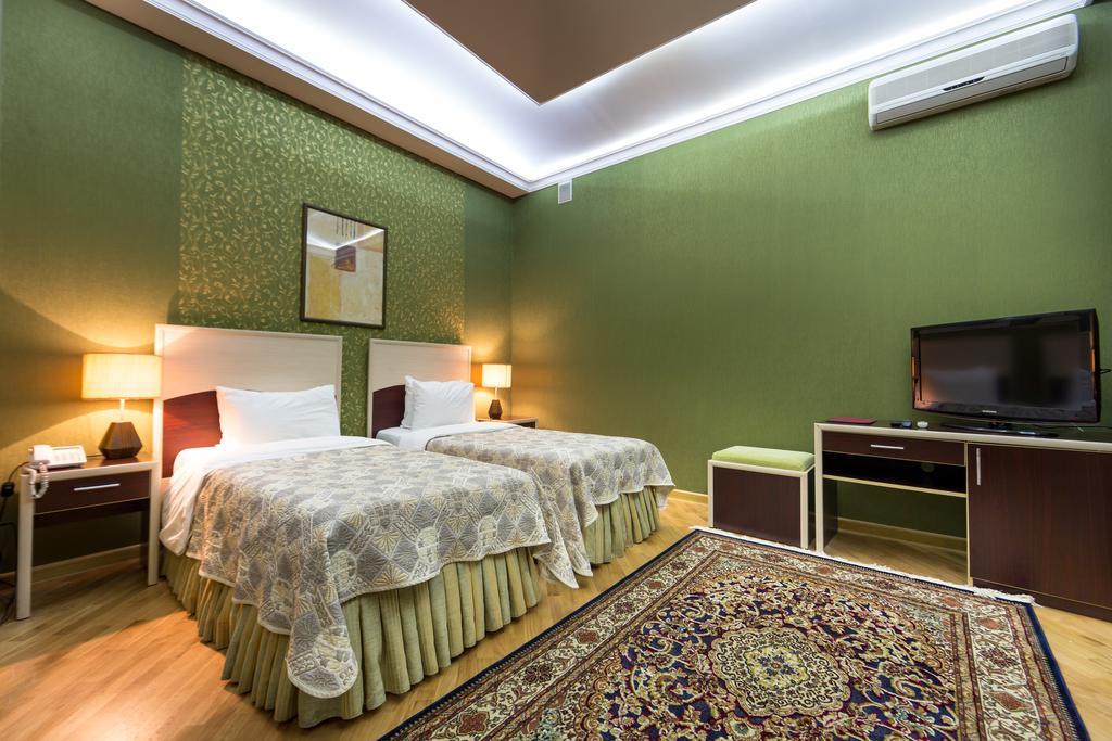 اتاق های هتل پریمیر باکو