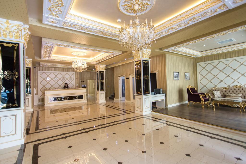 هتل اپرا باکو