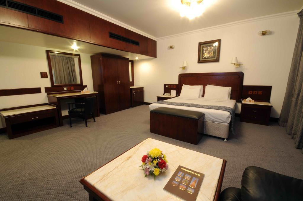 اتاق های هتل استوریا باکو