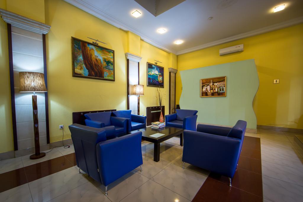رستوران ها و امکانات تفریحی هتل پریمیر باکو