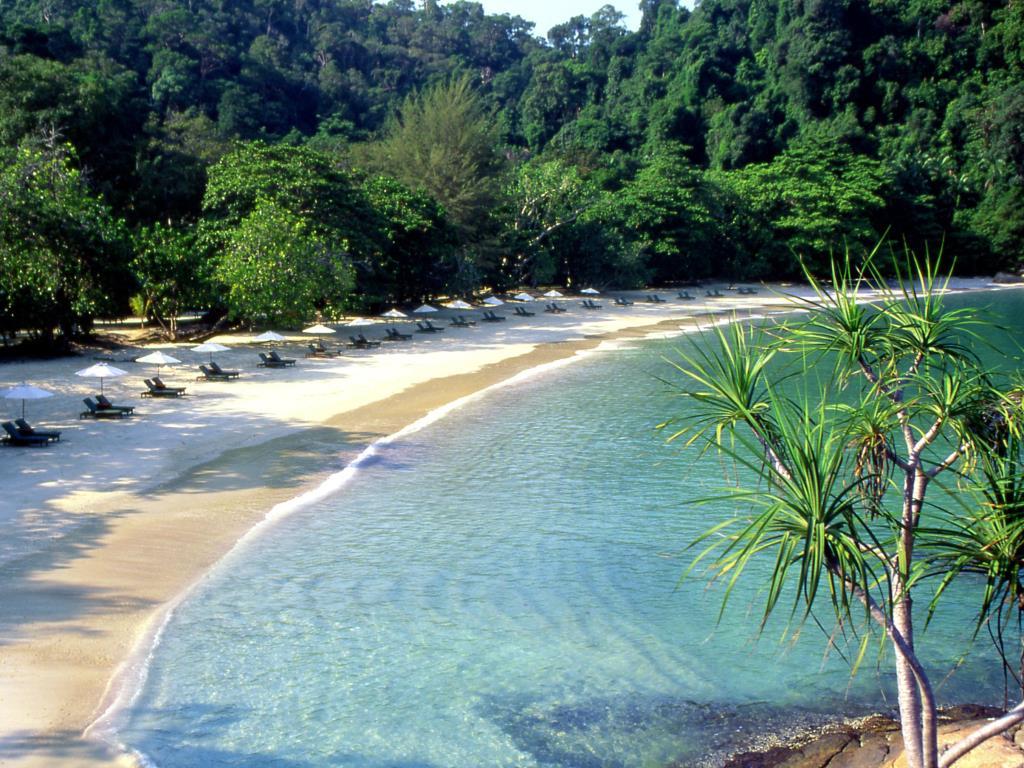 راه های رسیدن به جزیره پانگکور لوت مالزی