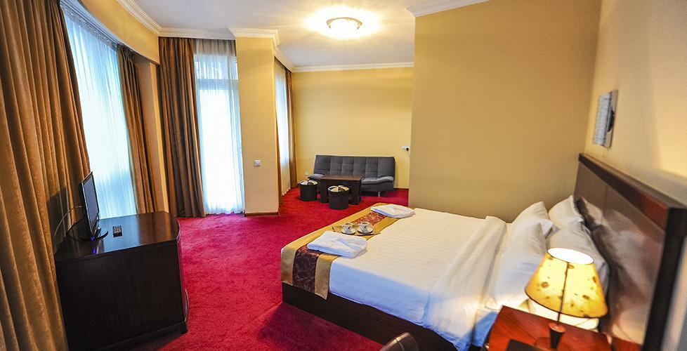 اتاق های هتل آیسی باتومی گرجستان