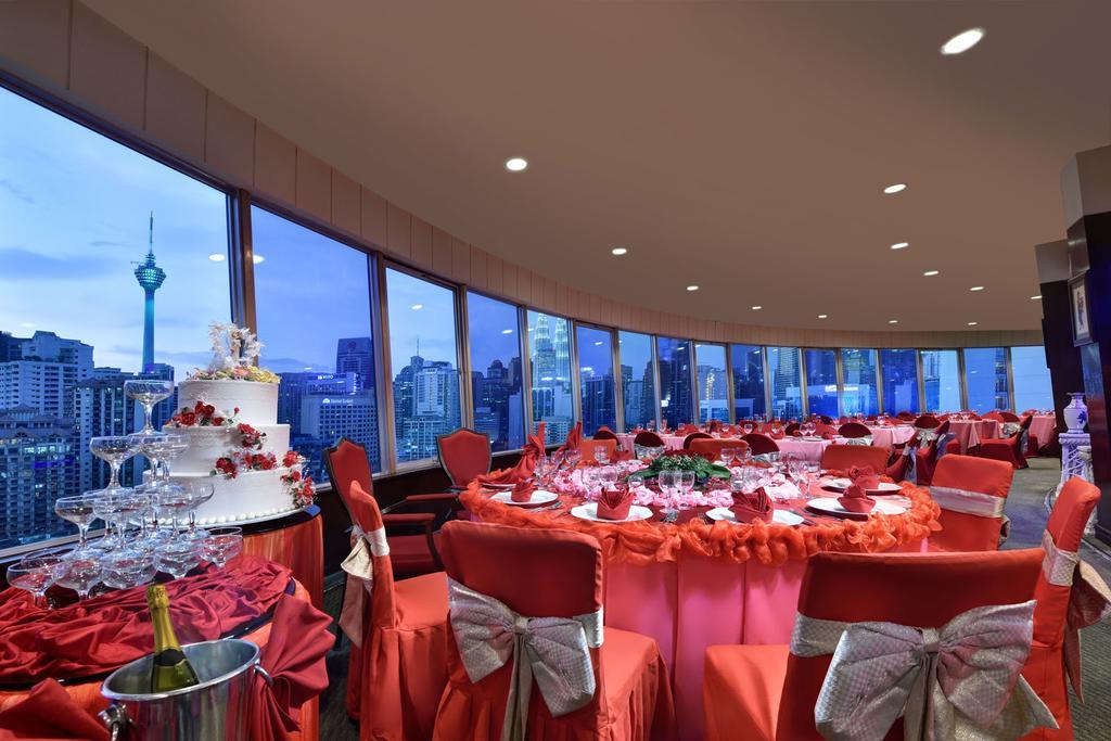 امکانات تفریحی و رستوران های هتل فدرال کوالالامپور