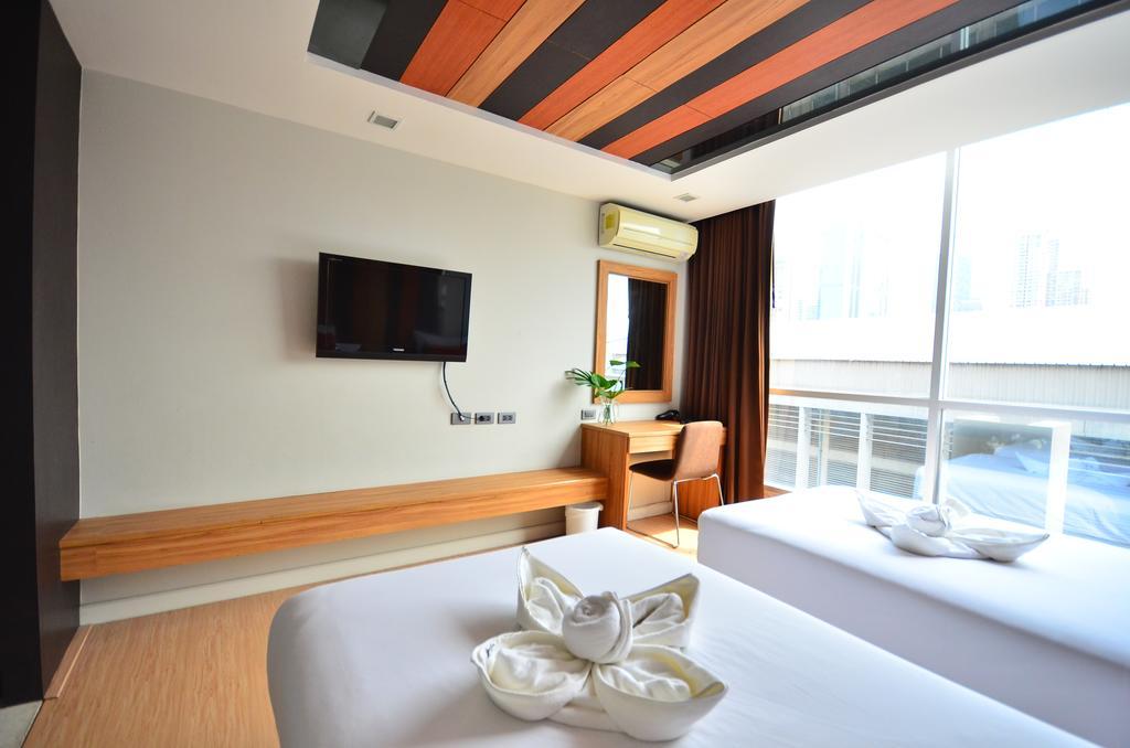 اتاق های هتل اچ رزیدنس بانکوک