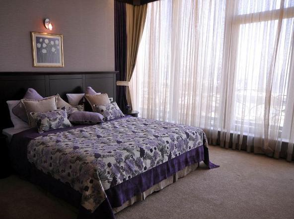 اتاق های هتل ریویرا باکو