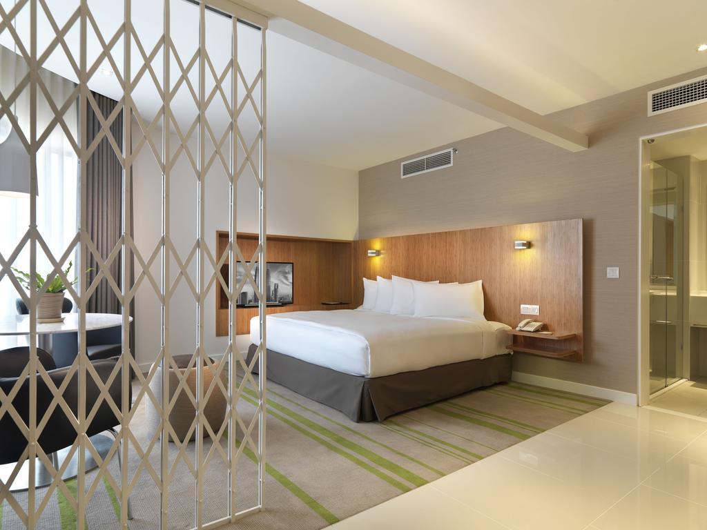 اتاق های هتل فدرال کوالالامپور