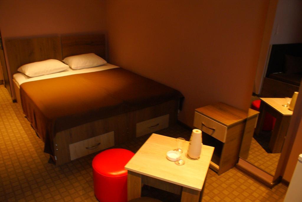 اتاق های هتل آپولو باتومی
