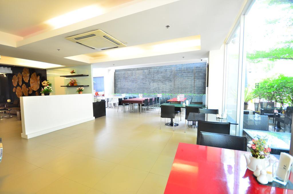 امکانات تفریحی و رستوران های هتل اچ رزیدنس بانکوک