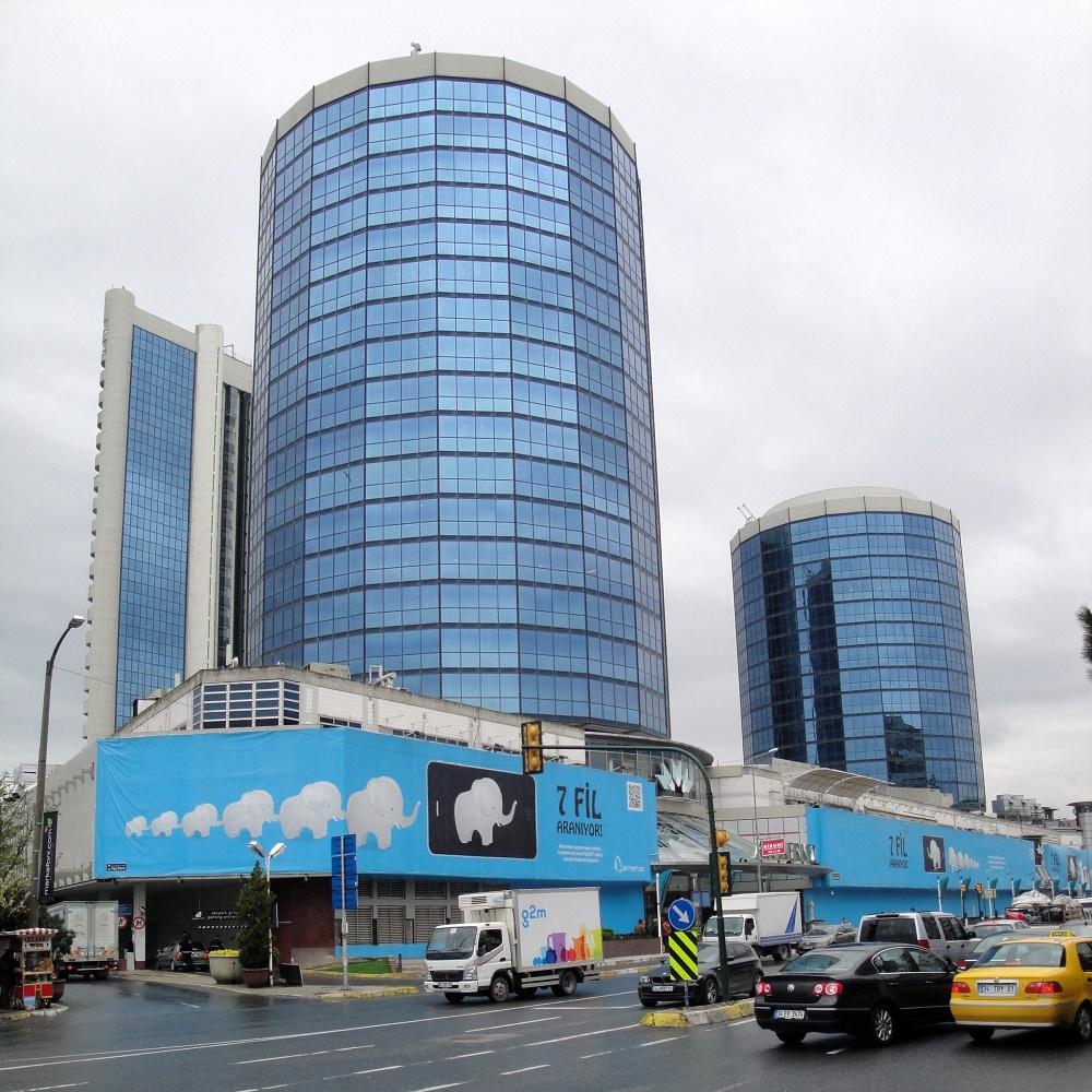 مرکز خرید آکمرکز استانبول