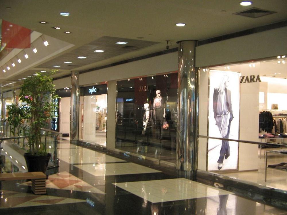 خدمات و امکانات تفریحی مرکز خرید میگروس آنتالیا