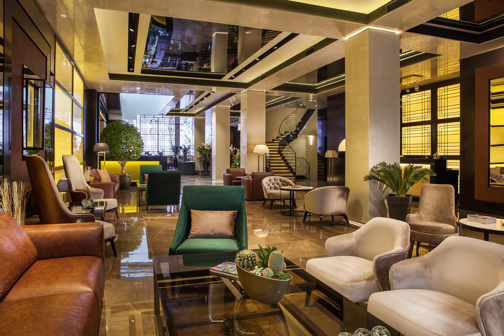 هتل سنت تن بلگراد