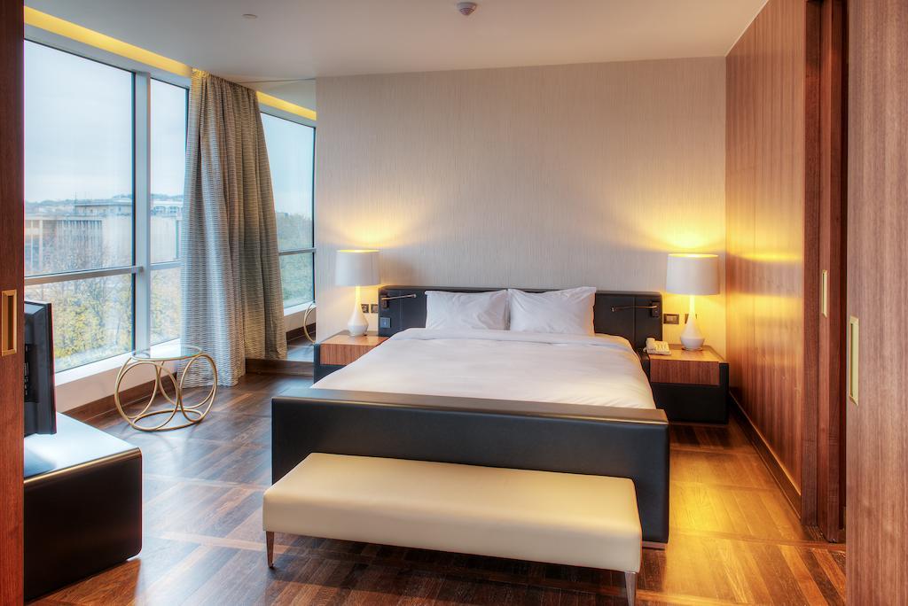 اتاق های هتل متروپل پالاس بلگراد
