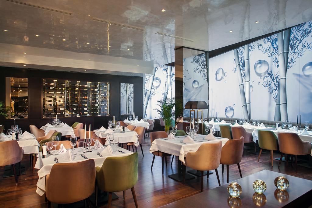 رستورانها و امکانات رفاهی هتل سنت تن بلگراد