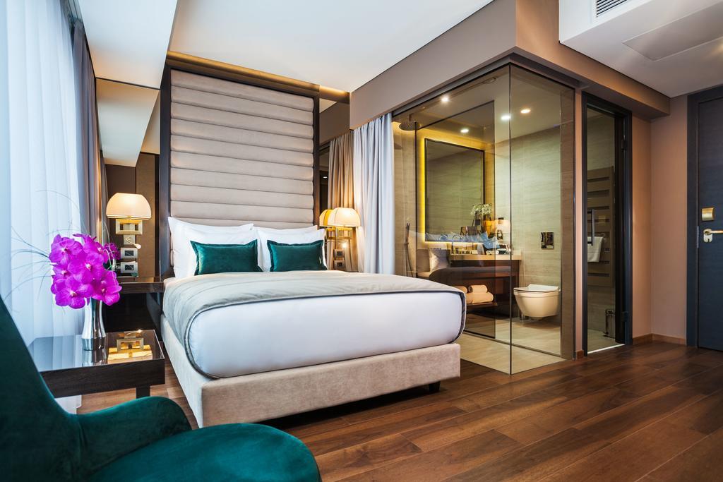 اتاق های هتل سنت تن بلگراد