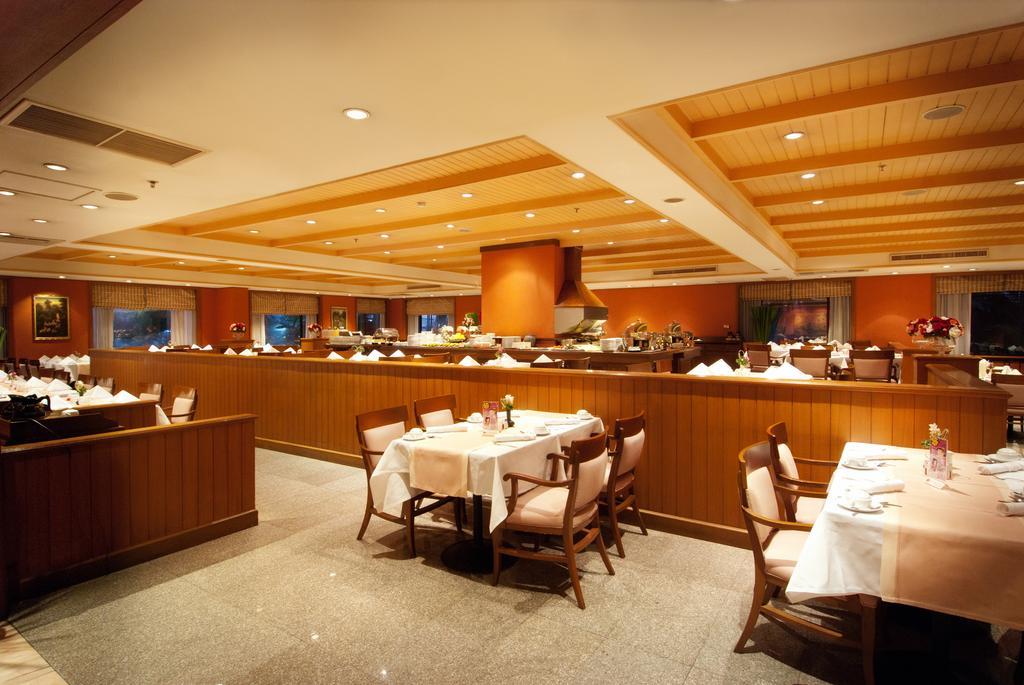 امکانات رفاهی و رستوران های هتل رامادا دی ما بانکوک