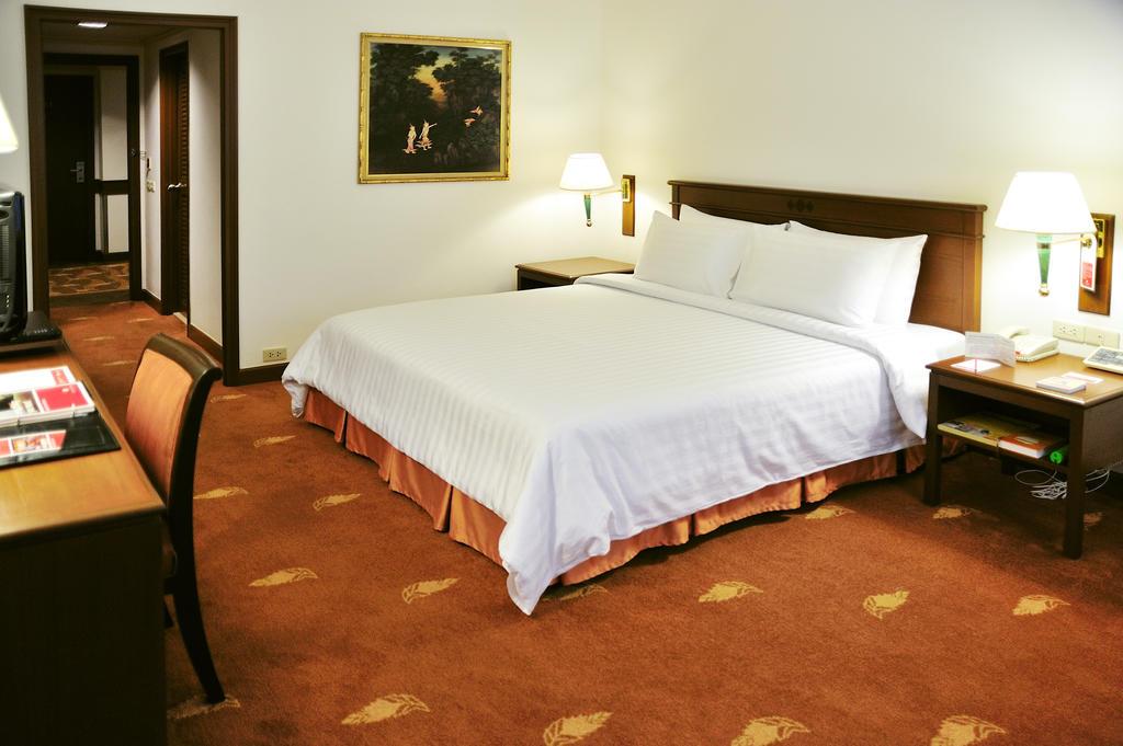 اتاق های هتل رامادا دی ما بانکوک