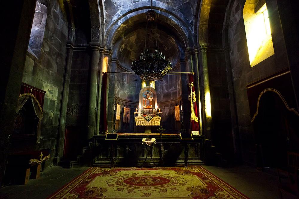 تاریخچه کلیسا گغارت ارمنستان